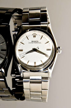 Rolex Oyster Perpetual - Men's Timepiece