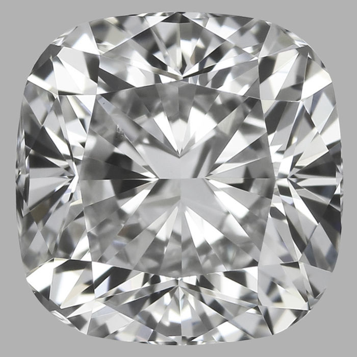 0.52 ct Cushion Modified Brilliant Diamond D VS2 IGI - SEALED - Serial# 250