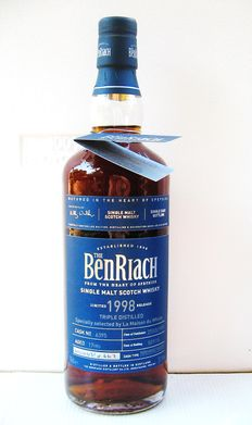 Benriach 1998 17 years old - Speyside - 70cl - 57,5%