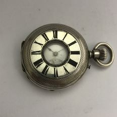 Anonymous Bull Eye pocket watch - 1920s