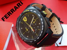 Scuderia Ferrari Aero Evo Chrono - Men's wristwatch - New