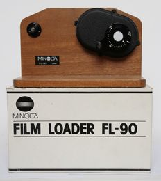 Minolta FL-90 film loader