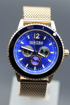 Nautec No Limit Glacier – Men's wristwatch – never worn