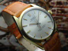 ROLEX 1024 OYSTER PERPETUAL - CHRONOMETER CERTIFIED - MEN's - 1963