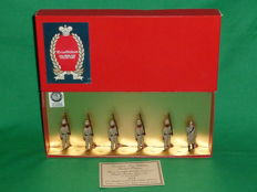 "Tradition, England - Scale 1/32 - Lead soldier ""Punjab Frontier Force 1880 Set No.9"", 1980s"