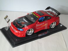 Kentoys - Scale 1/12 - Nissan Silvia S15 - Red