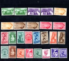 Italy 1920 > 1959  - Collection lot