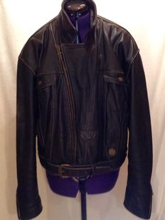 Harley Davidson leather motorcycle jacket size XL