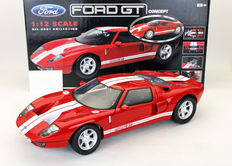 MotorMax - Scale 1/12 - Ford GT Concept - Red