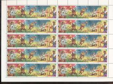 USSR - Russia - 1961/1993 - collection of sheets and blocks