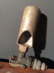 Antique Ford Model A/T engine explosion whistle