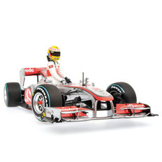 Minichamps - Scale 1/18 - Vodafone McLaren Mercedes MP4-25 l. Hamilton Qualify Canada GP 2010
