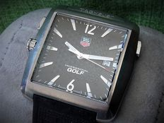 Tag Heuer Tiger Woods Golf Professional Edition WAE1111-0 - Uomo - anno 2010