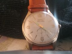 WATRA Men's wristwatch. From the 1950s/60s – NOS