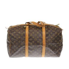 Louis Vuitton – Monogram sac souplè 45 – Travel bag