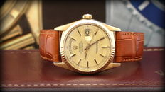 Rolex Day-Date – 1970s – Top Condition – 18 kt gold.