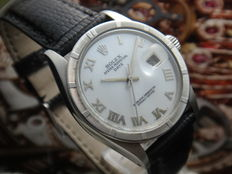 ROLEX 1501 OYSTER PERPETUAL - CHRONOMETER CERTIFIED - MEN's - 1962