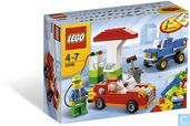 Lego 5898 Cars Building Set