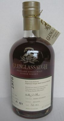 Glenglassaugh 1978 - Single cask