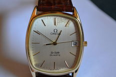 Omega De Ville Men's Wristwatch.