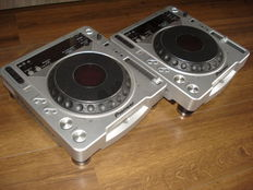 Pioneer CDJ-800 MKI-II set of 2 pieces