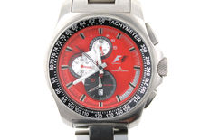 JAQUES LEMANS chronograph - men's wristwatch F1 sport