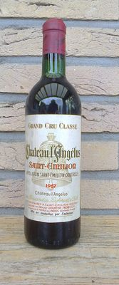 1967 Chateau l'Angelus, Saint-Emilion Grand Cru Classe – 1 bottle