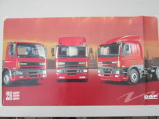 DAF Trucks - Eindhoven - Lot with 9 posters
