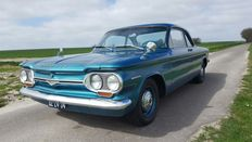 Chevrolet - Corvair Coupe - 1964