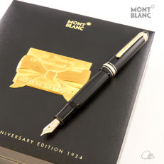 "Montblanc Meisterstück ""75 Years of Passion"" No. 147 ""Le Grand/Traveller"" Special Edition Diamond Fountain Pen"