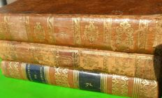 Three French religious works  - 3 volumes - 1810 / 1830