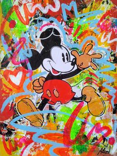 Umberto Alizzi - Mickey Magic Mouse