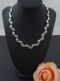Silver 925 kt necklace 44 cm