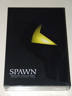 Spawn - Origins Collection - HC Deluxe Edition Volume 4 - Slipcase with Oversized HC - 1st edition - (2013)
