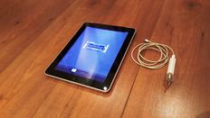 Apple iPad 1, 64GB with 3G! with charger. Sim locked.