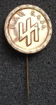 Germany Badges Third Reich 1934