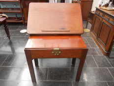 Georgian 18th century architect table