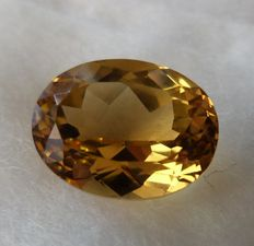 Golden Beryl – 4.82 ct – No Reserve