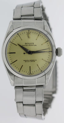 Rolex - Oyster Perpetual Midsize Ref 6548 - Vintage Ladie's watch - ca 1958