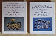 The Akan World of Gold Weights. Volumes I and II. G. Niangoran-Bouah