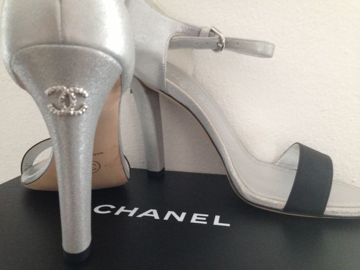 d5704d55708 Chanel – High-heeled shoes - Catawiki