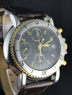 Sector – Golden Eagle –  Chronograph Divers watch