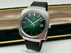 Omega Genève – Ref. No.  166 0164 – automatic men's watch – NOS from 1973
