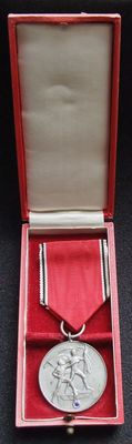 Germany Medal to commemorate 13 March 1938 (Austria Medal) Original case.