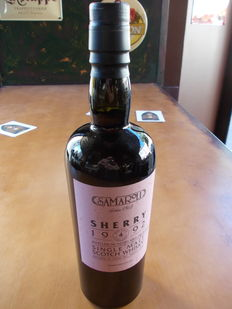 Samaroli Sherry 1992. only 600 bottles.