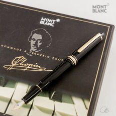 "Montblanc Meisterstück No. 145 ""Hommage à Frédéric Chopin"" Special Edition Fountain Pen"