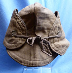 Rare and Original US Army WW1 Issue Model 1907 Winter Cap