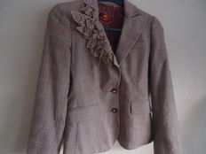 Etro and Save the Queen - Lot of two jackets made of wool