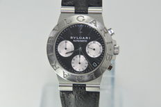 Bvlgari Diagono Automatic CH 35 S Chronograph Watch