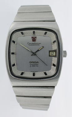 Omega Constellation Electronic f 300 Hz - Men's watch